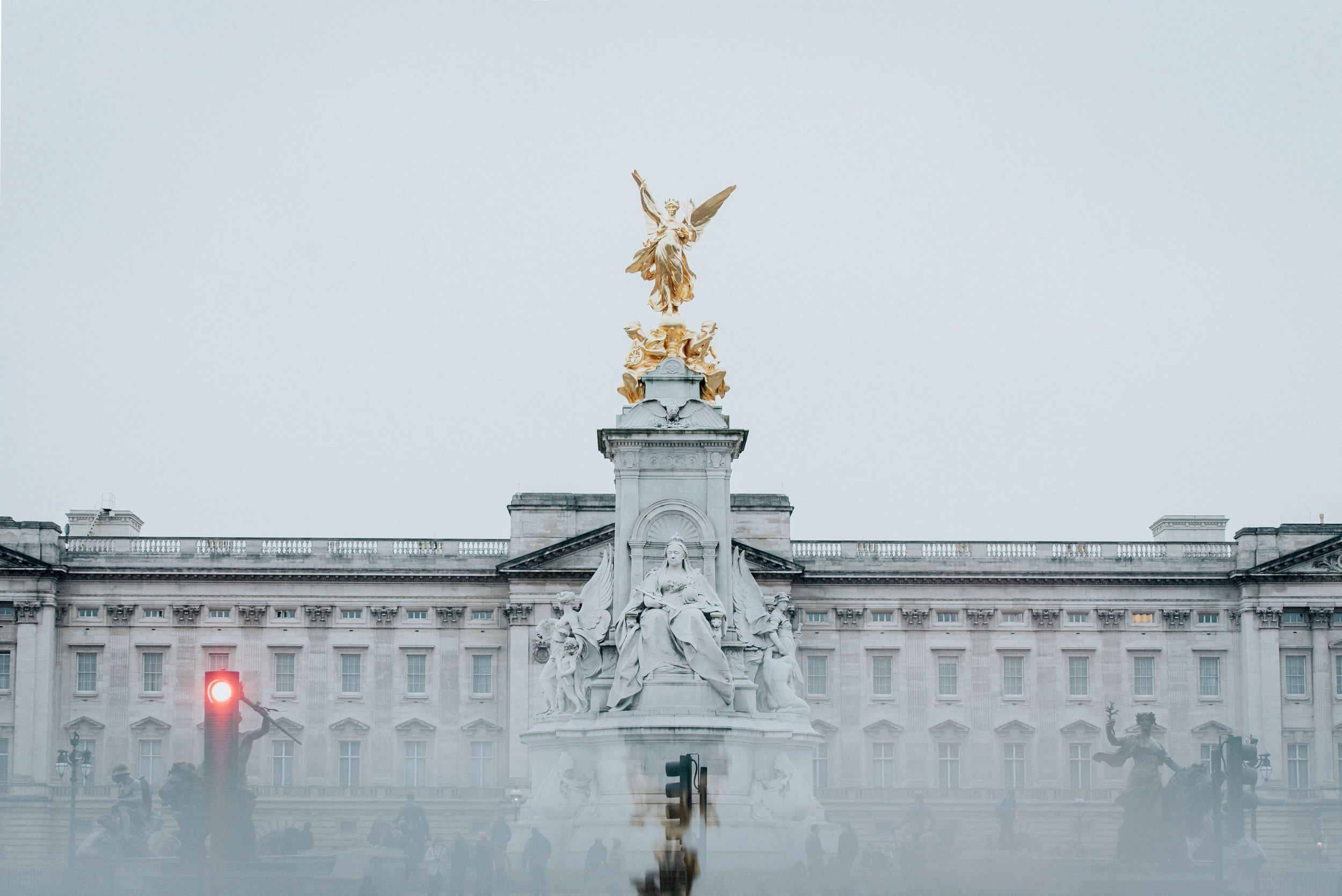 Buckingham Palace is one of the best places to visit in London