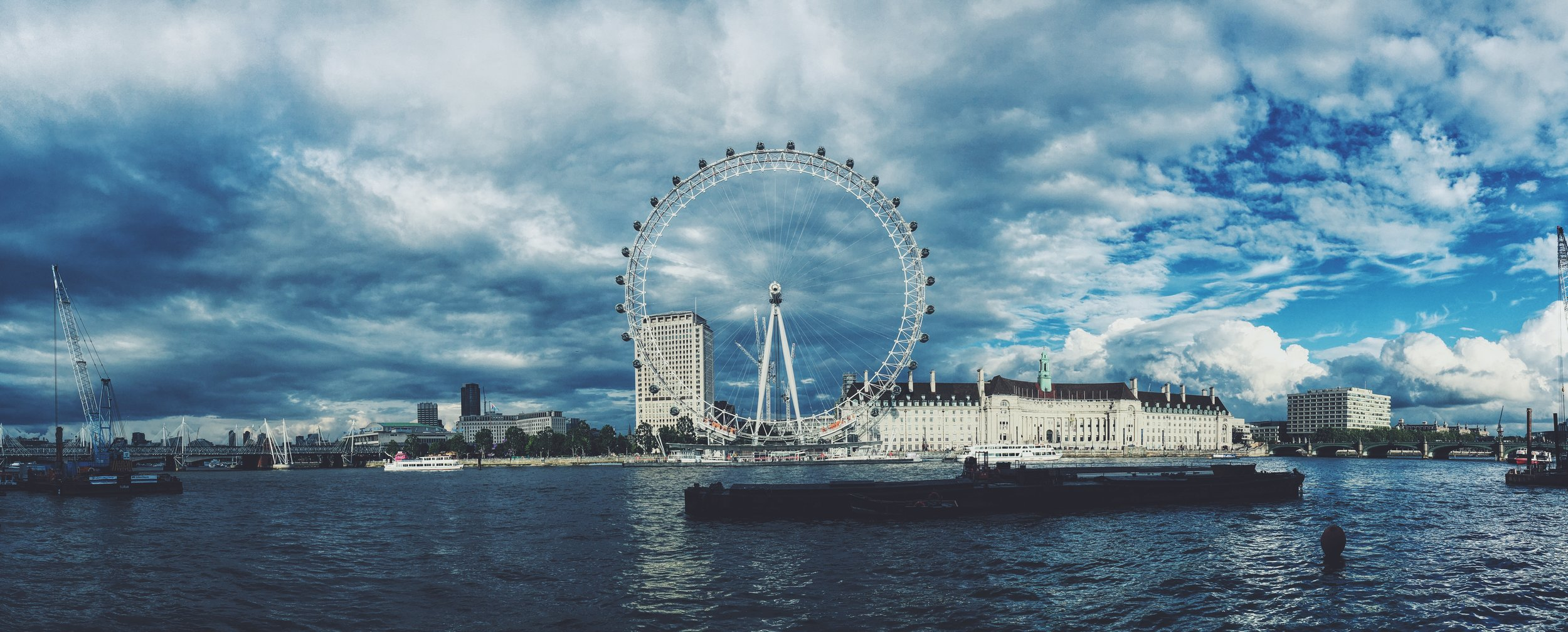 The London Eye is one of the best places to visit in London