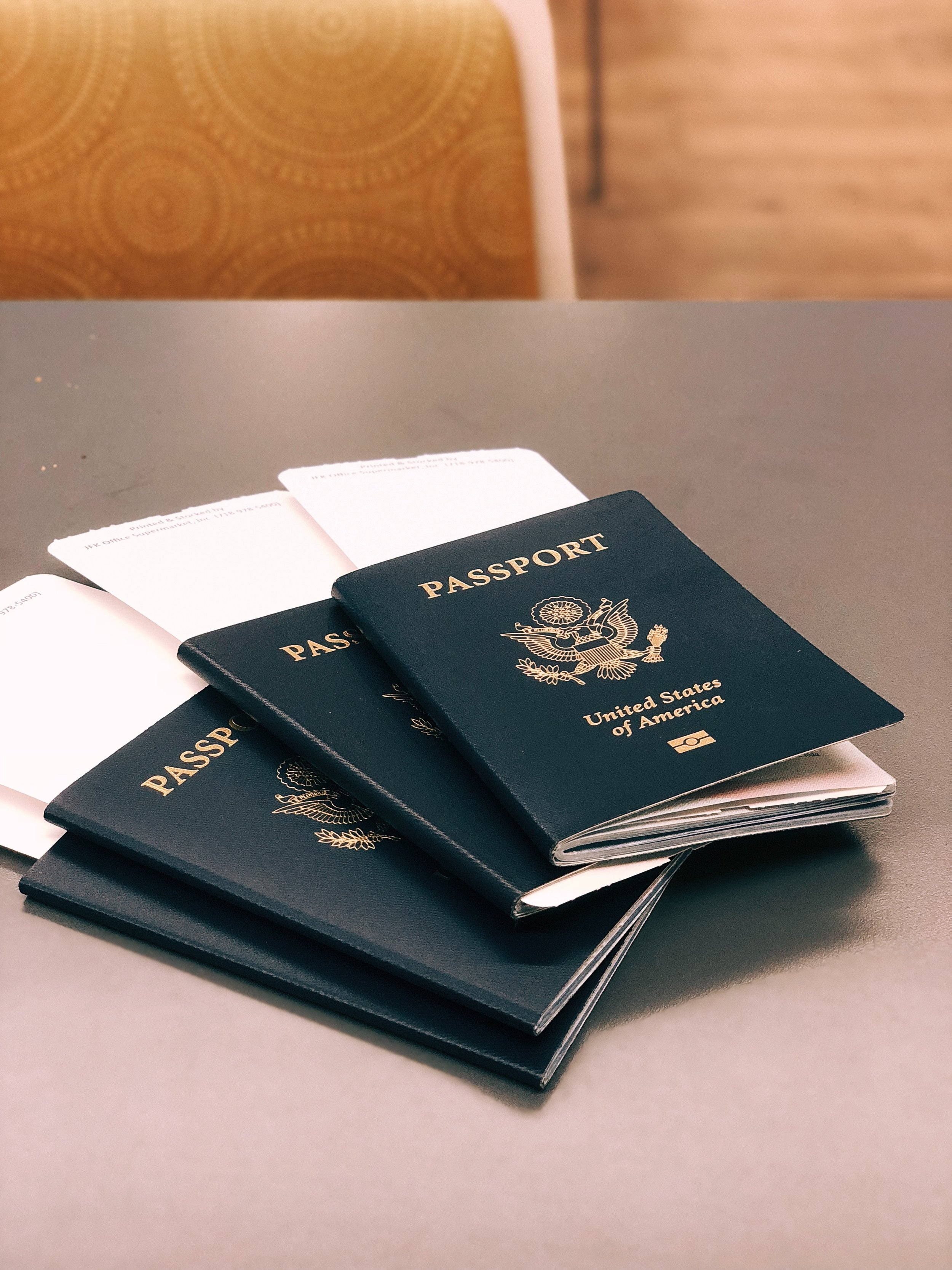 If you lose your passport while flying, take a deep breath, and then follow these steps.