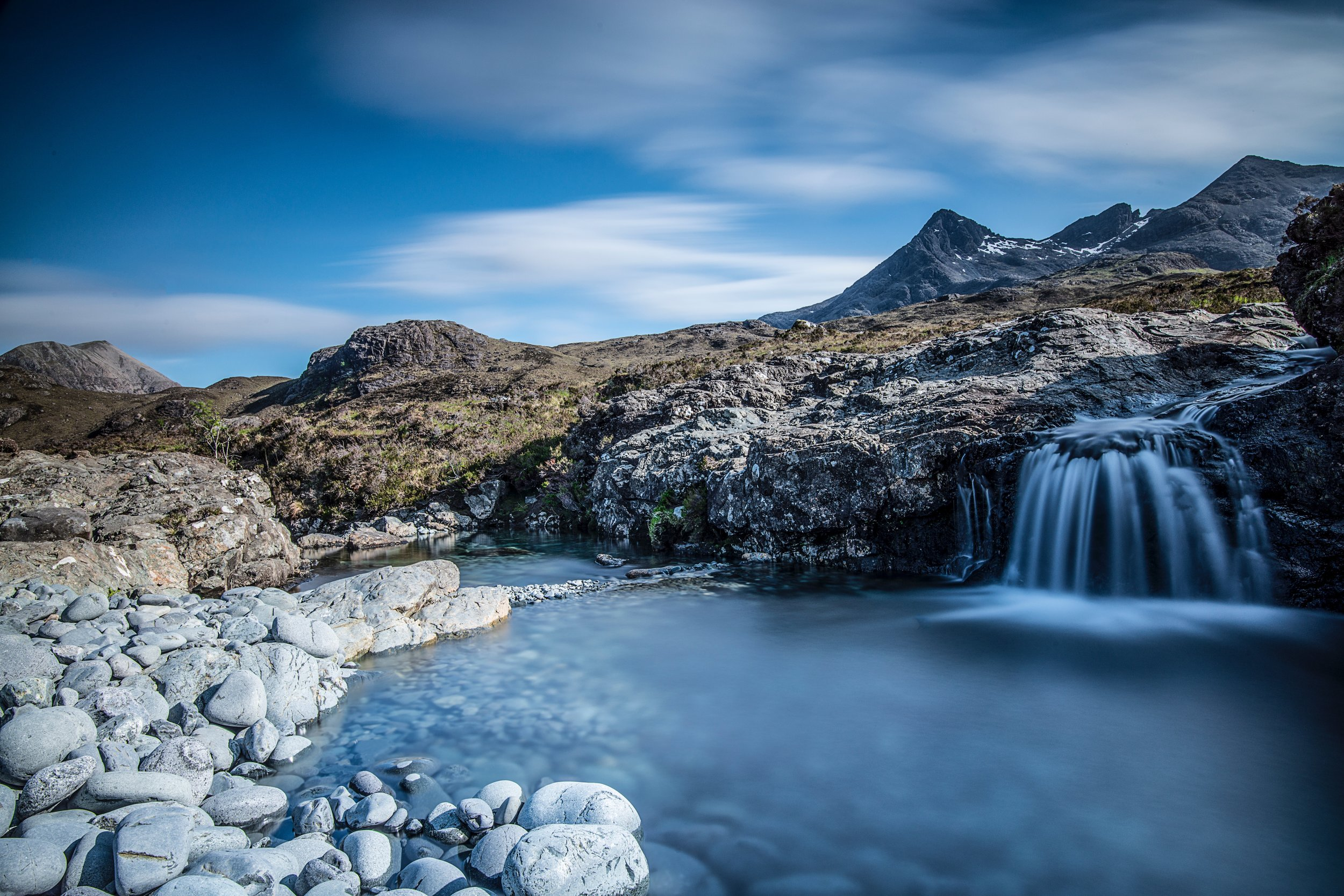 The Isle of Skye is a secluded spot that will make you and your lover fall madly in love again.