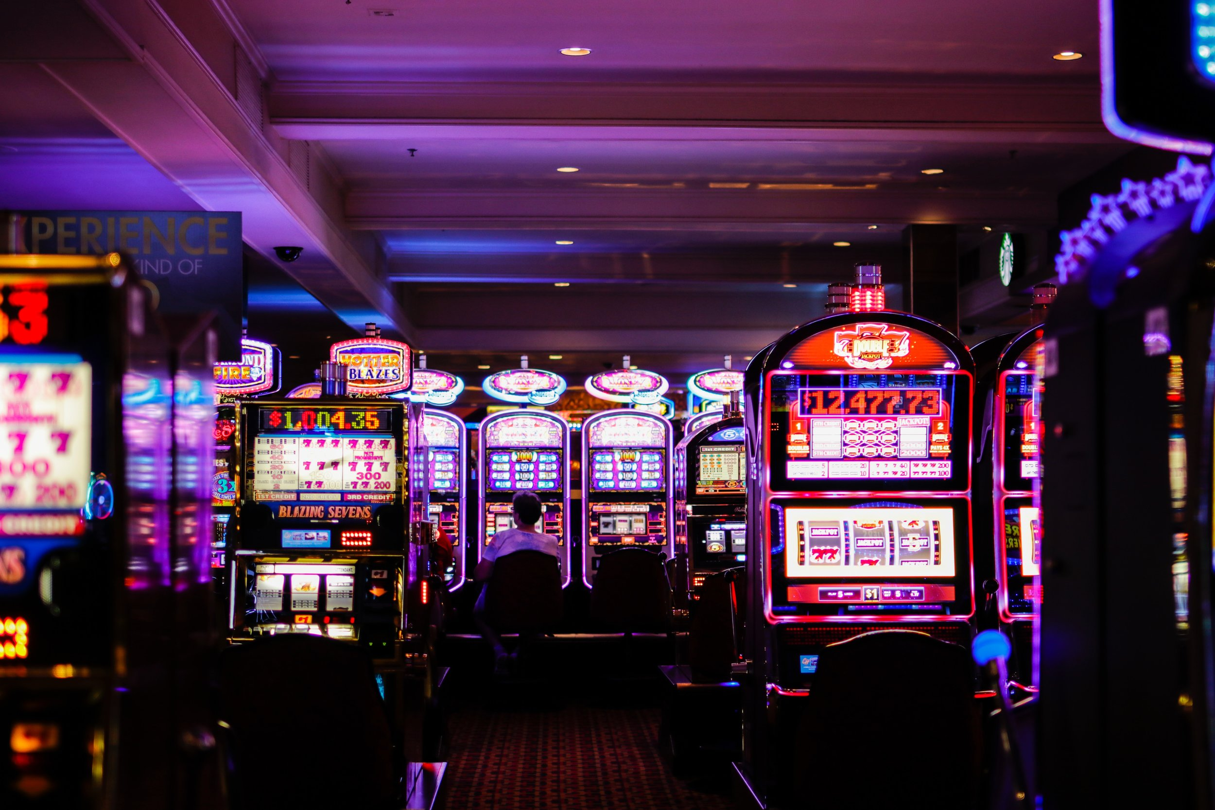Casinos in Vegas are, of course, one of the best things to do while visiting.