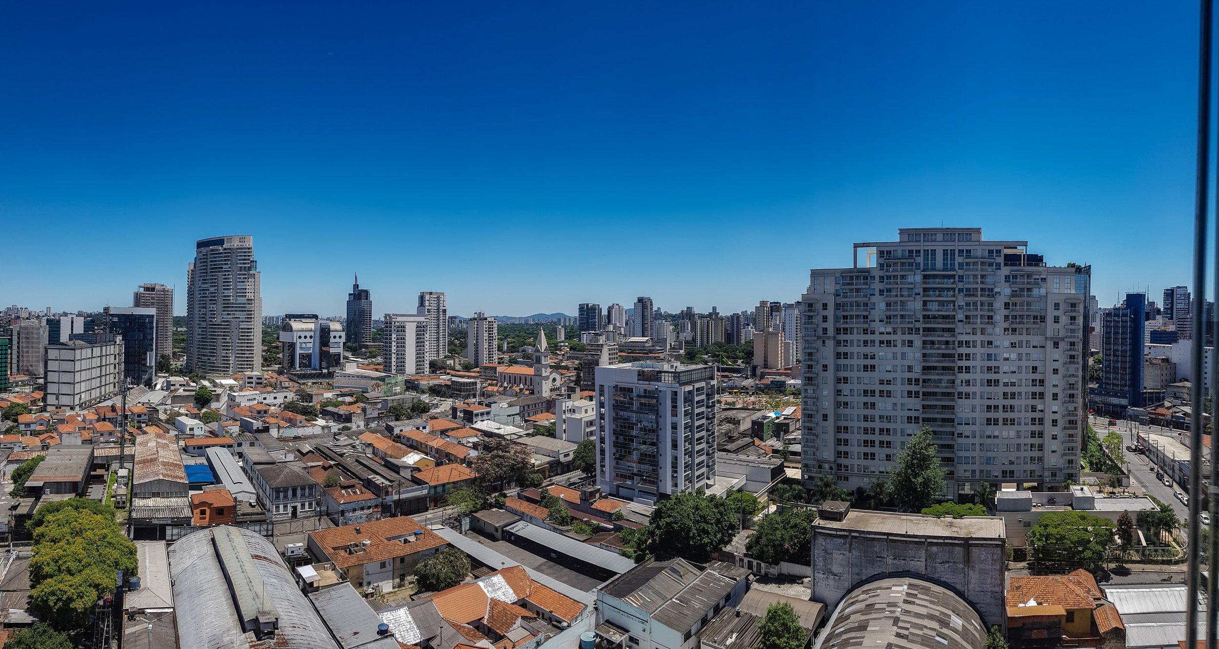 Pinheiros in São Paulo, Brasil
