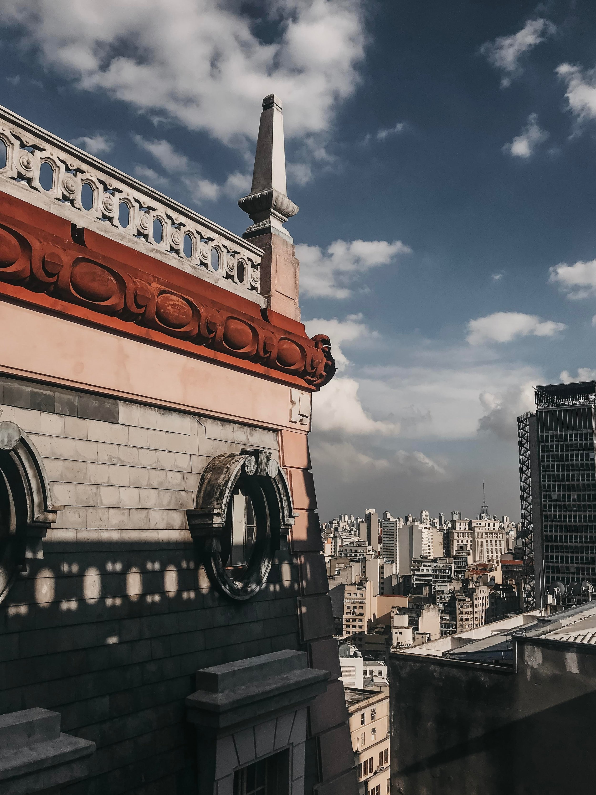 Martinelli Building, São Paulo, Brazil