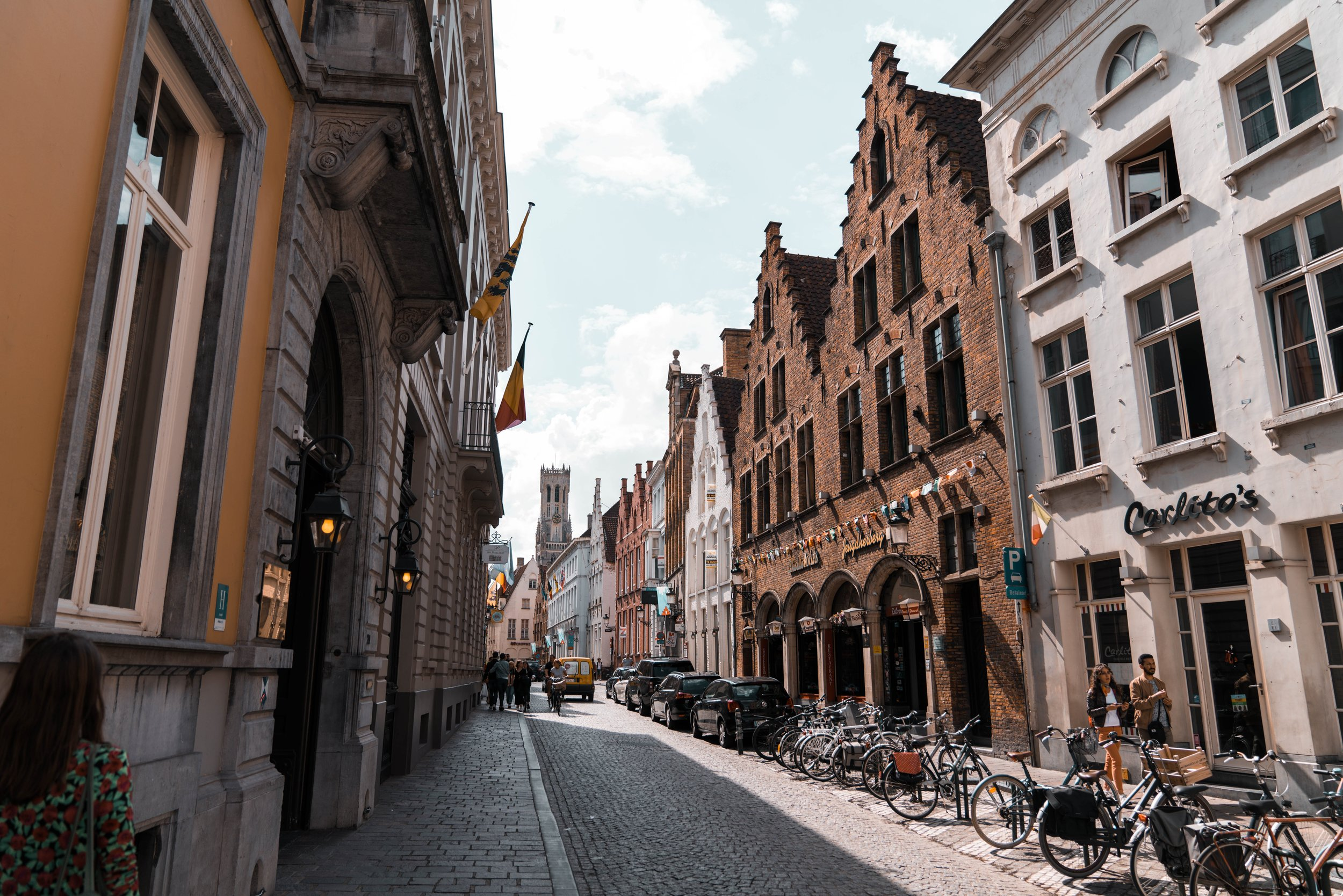 Bruges in Belgium is a great place to spend a travel vacation.