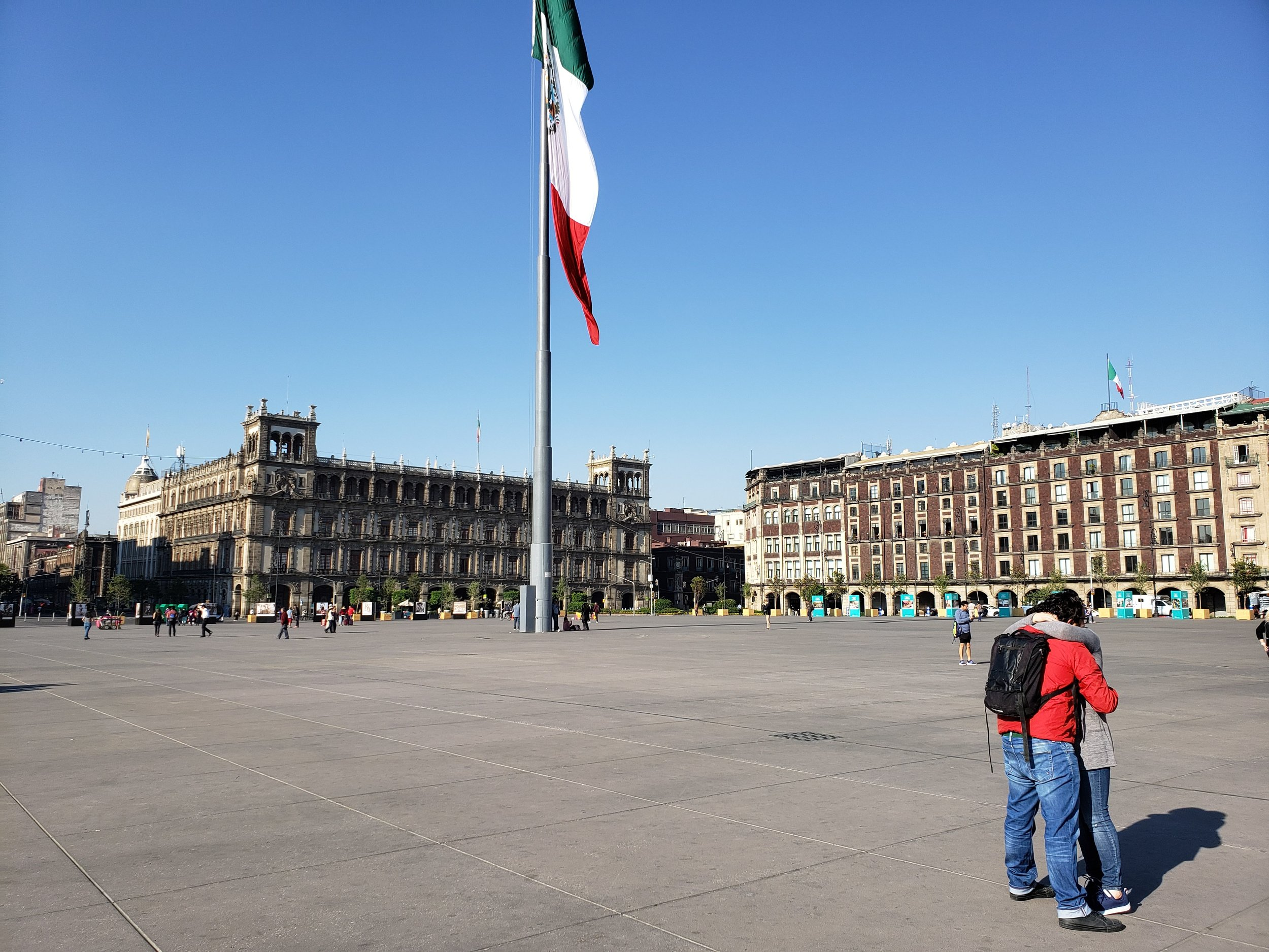One of the most popular sights and things to do in Mexico City.