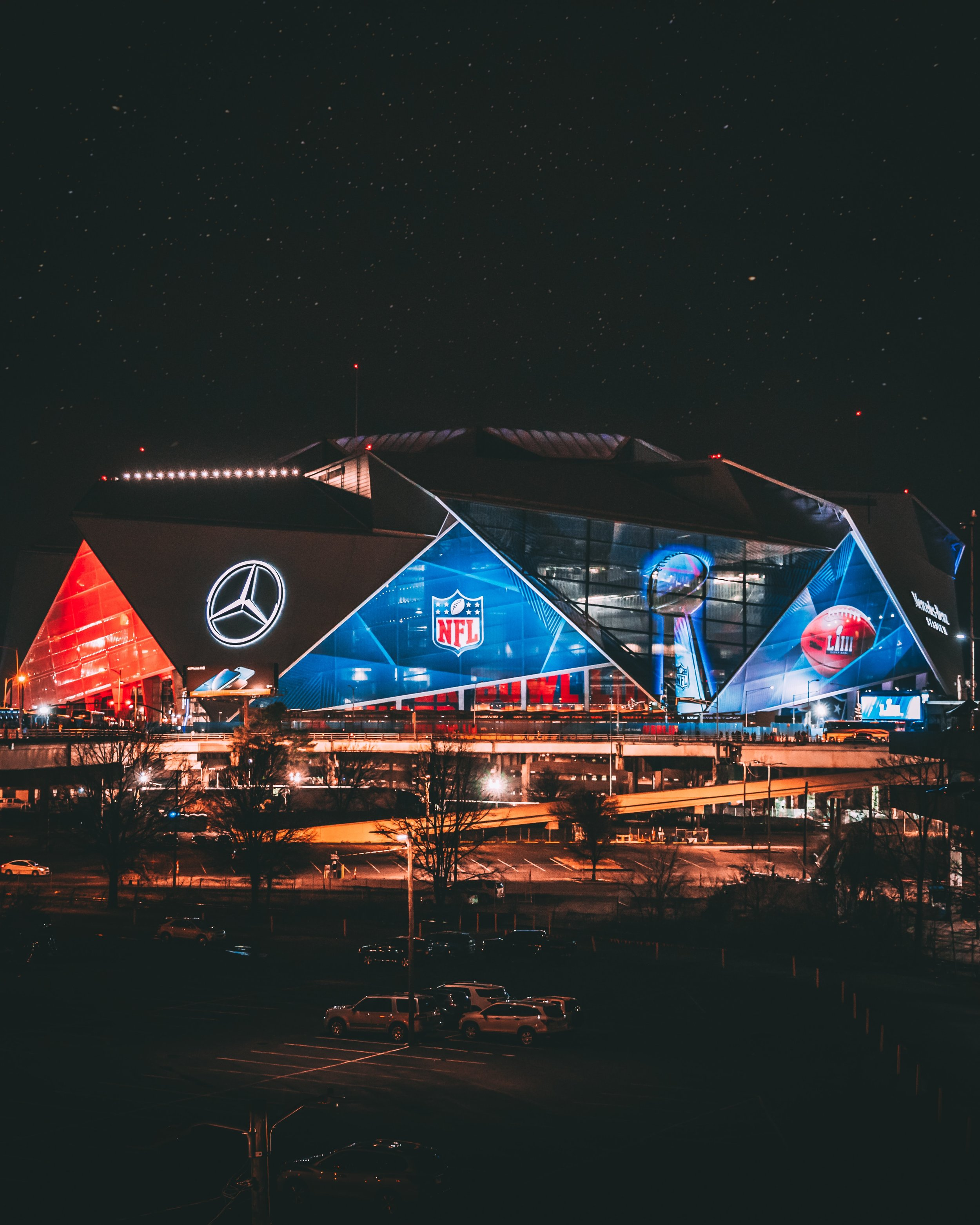 The Superbowl is one of the best events to attend in the US
