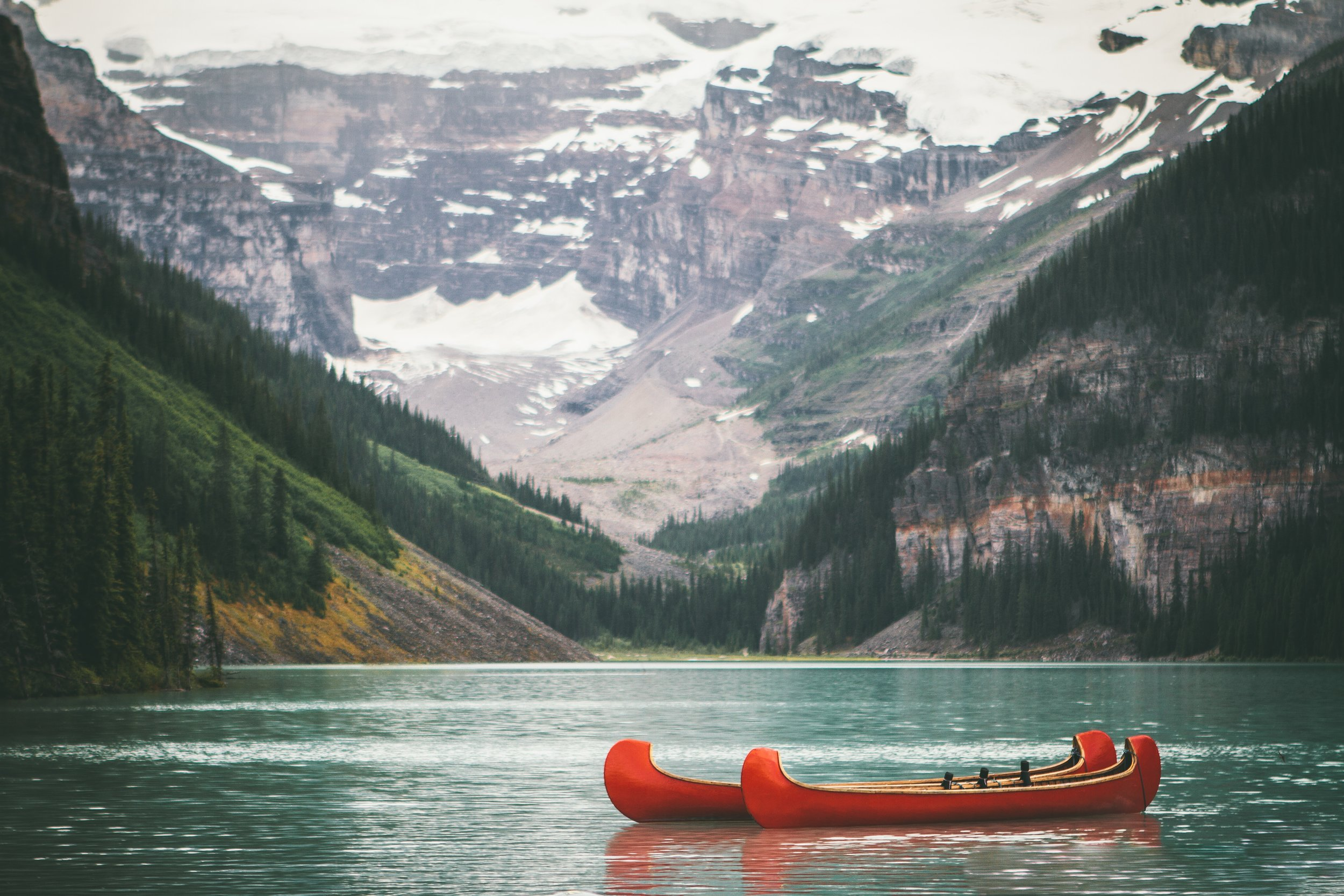 Where should you head in Canada?