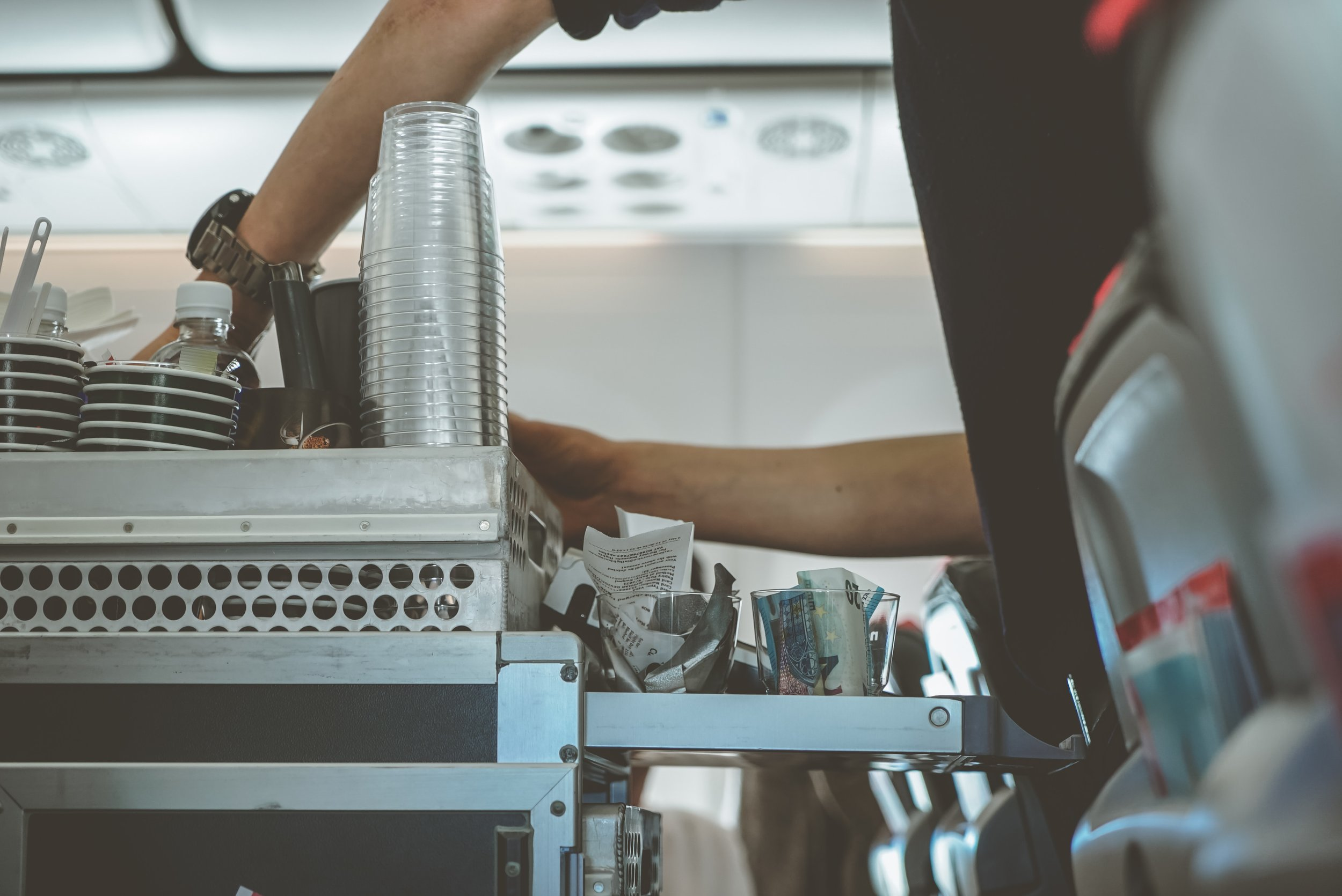 A Flight Attendant is one of the most popular jobs for those who want to travel while working.