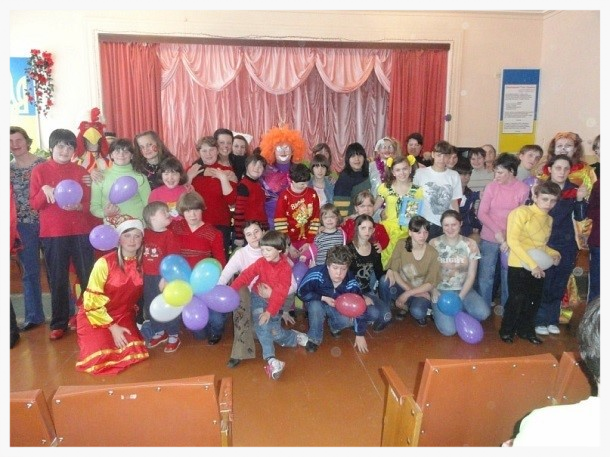 Kids attending one of the summer camps run by our partner church leaders in Ukraine