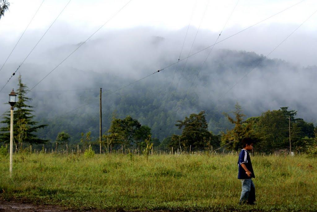 Mountains of Intibuca, courtesy of Intibucatv