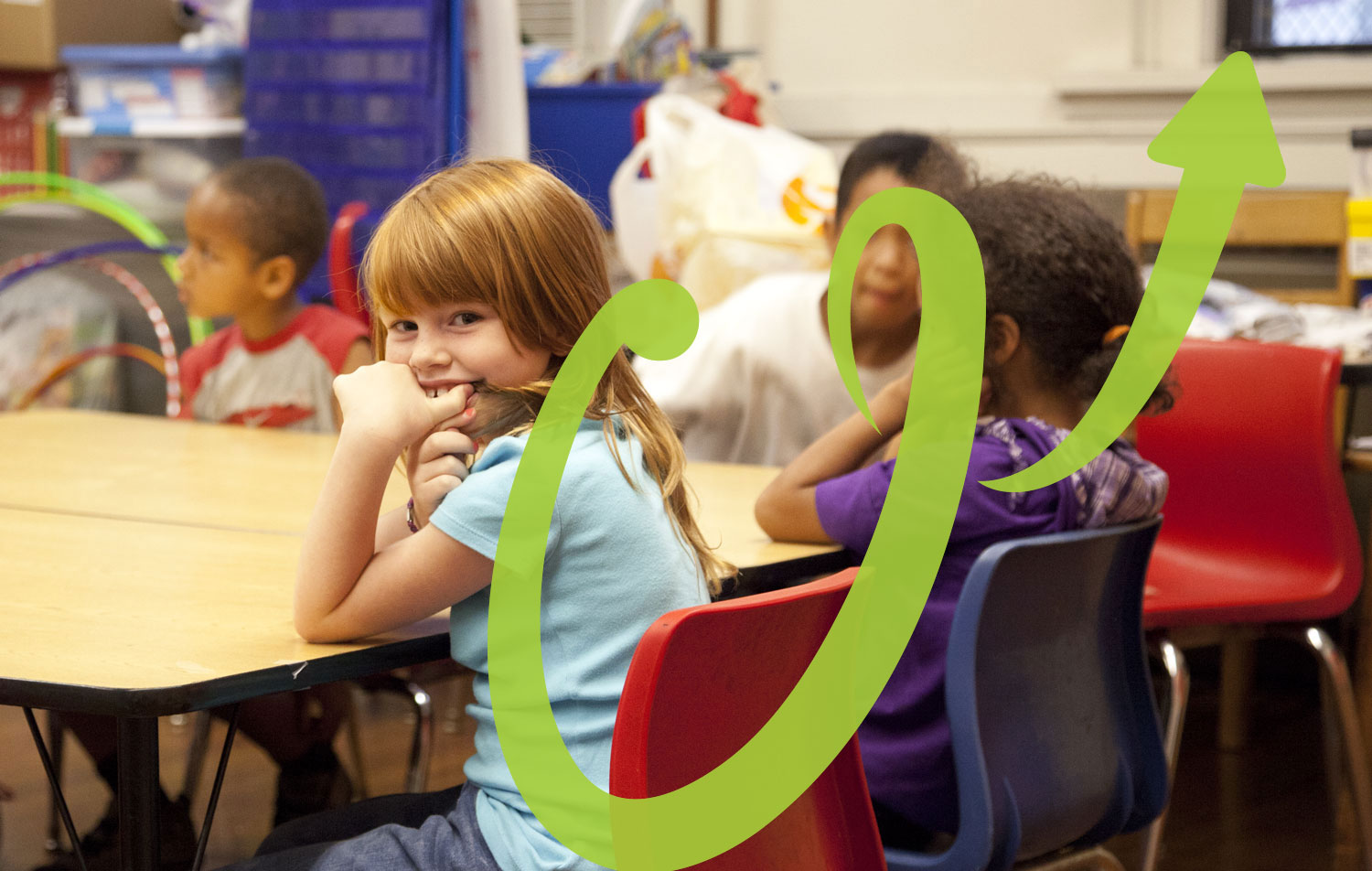 WELCOME TO UPSPRING   We offer the region's best-in-class educational services for children experiencing homelessness