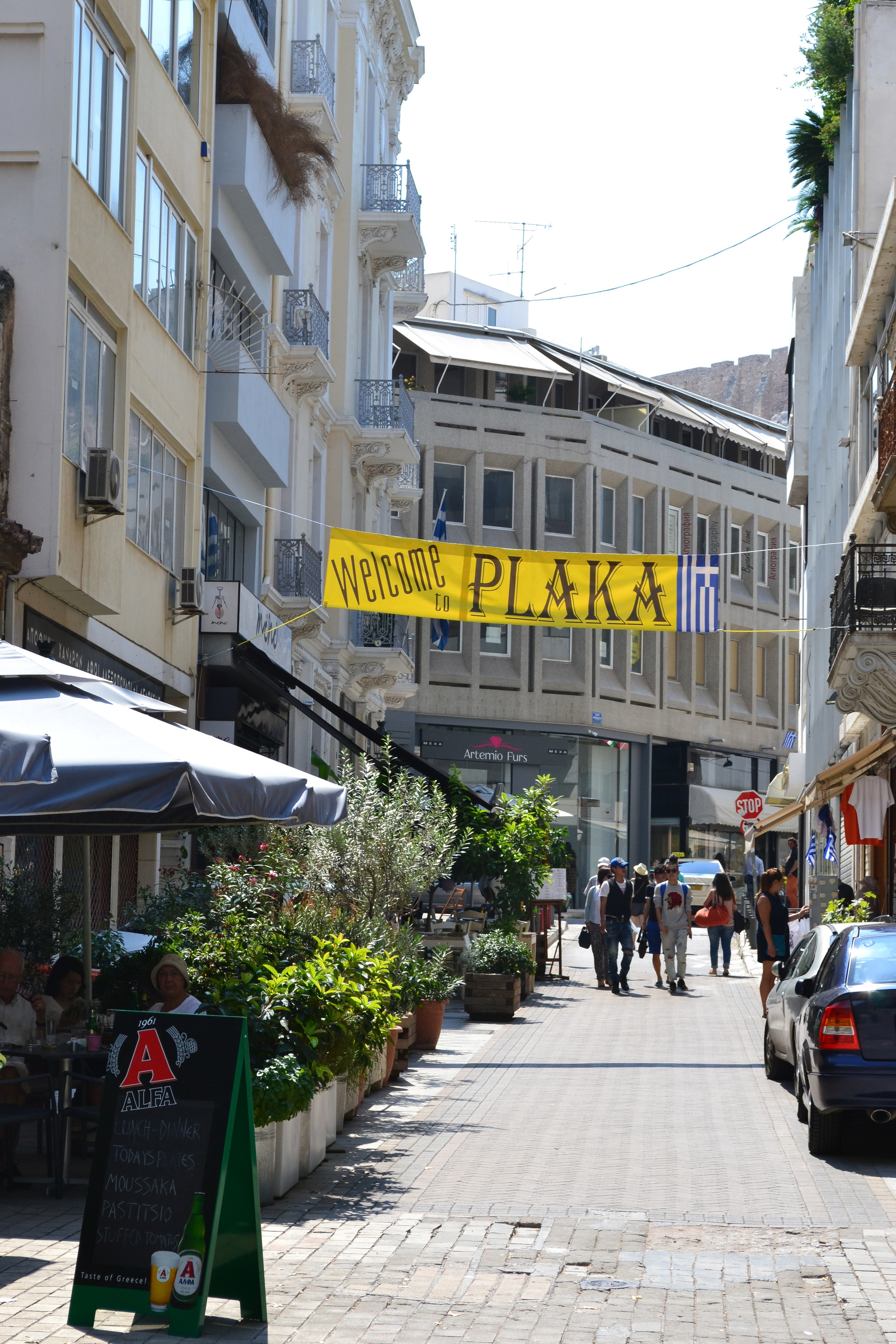 Plaka District