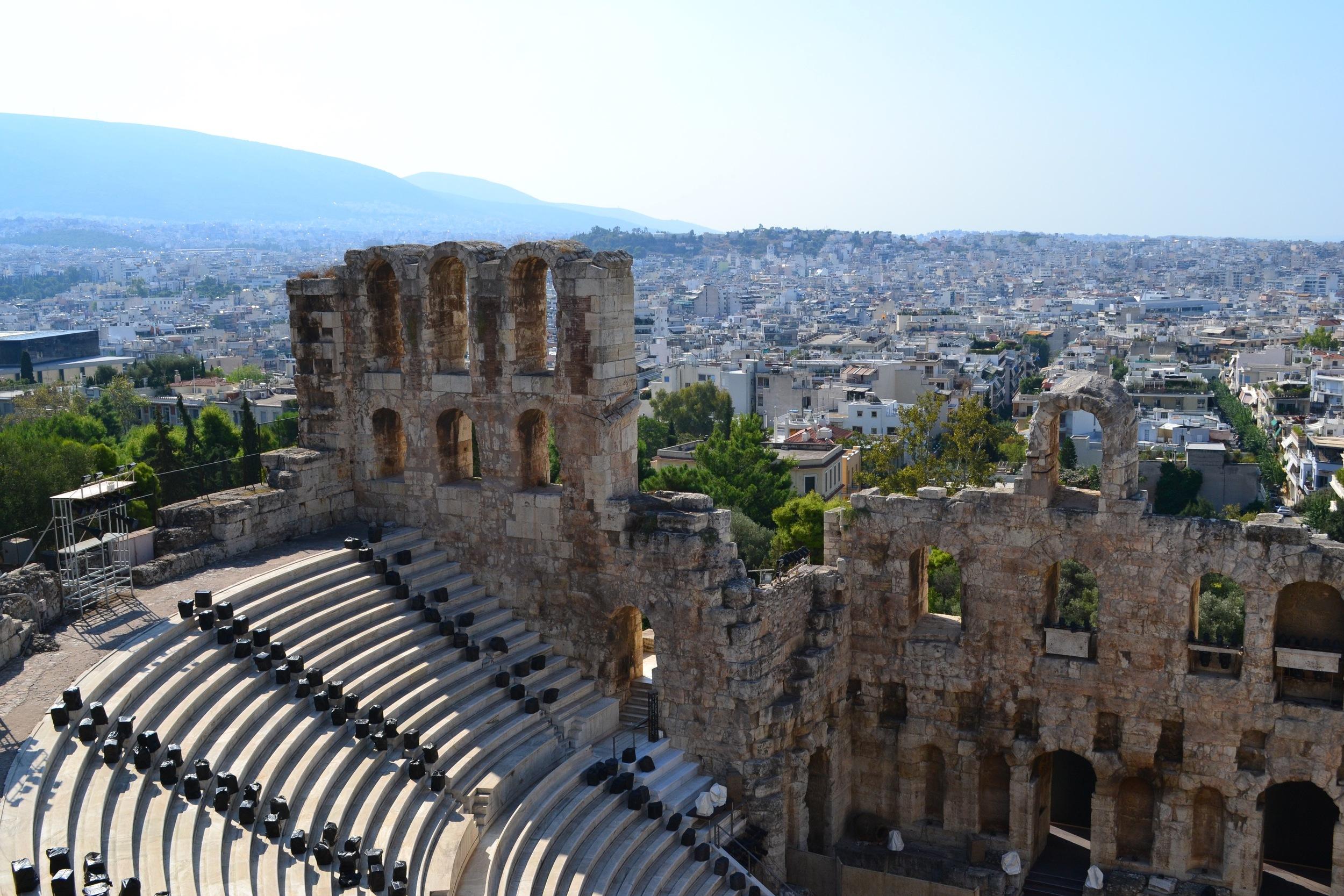 Odeon of Herodes Atticus (Theatre)