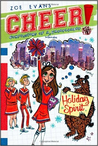 Cheer! Holiday Spirit (Book 3)