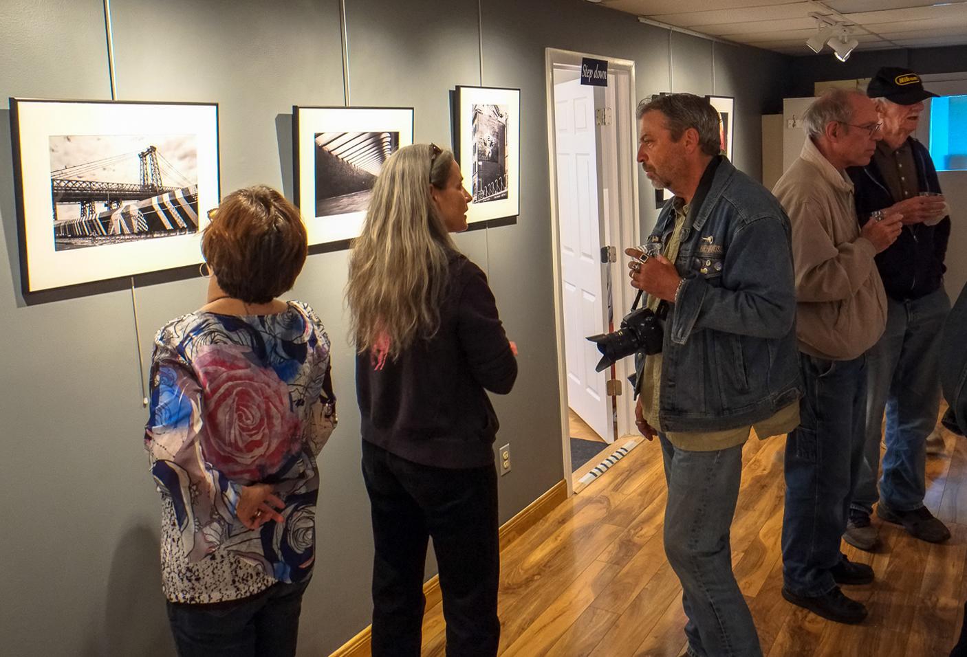 Guests enjoying the art.jpg