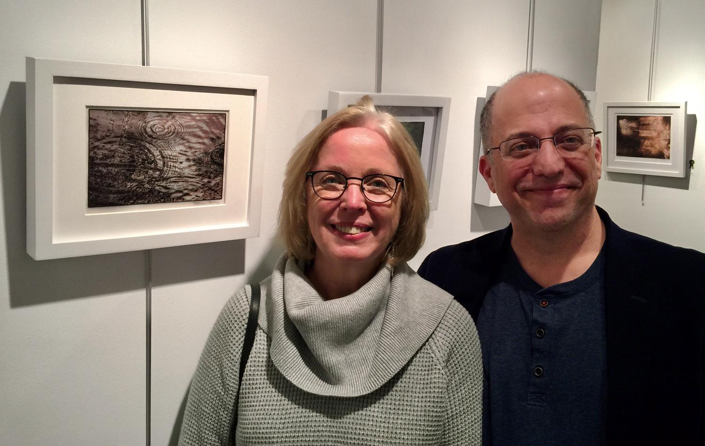 Patricia Beary and Lou Tasciotti