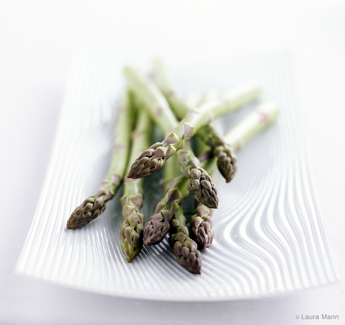 Asparagus by Laura Mann