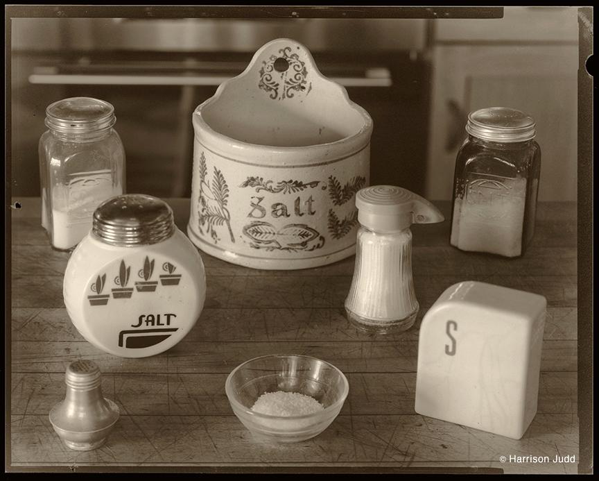 Salt Talks by Harrison Judd