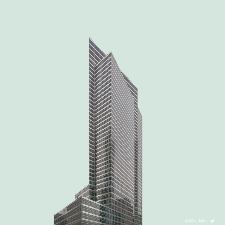 200 West Street by Mike McLaughlin