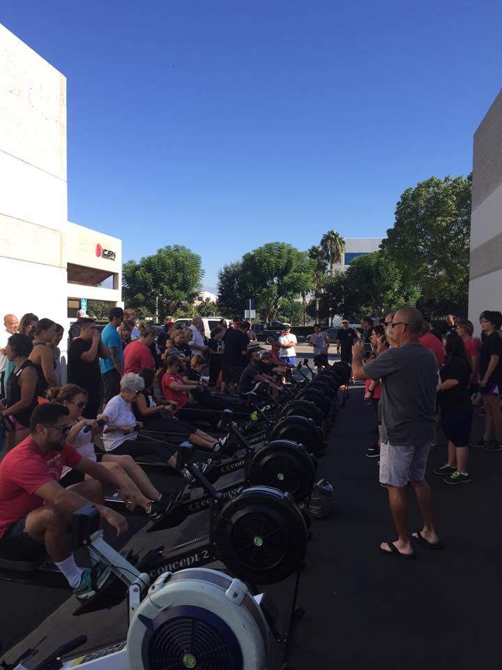 ABC Hopes (dis)ABILITIES Fitness Row-A-Thon