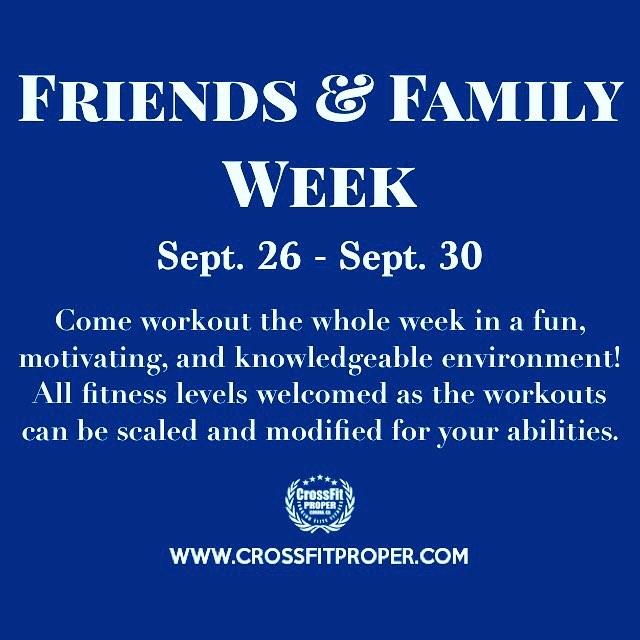 CrossFit Proper