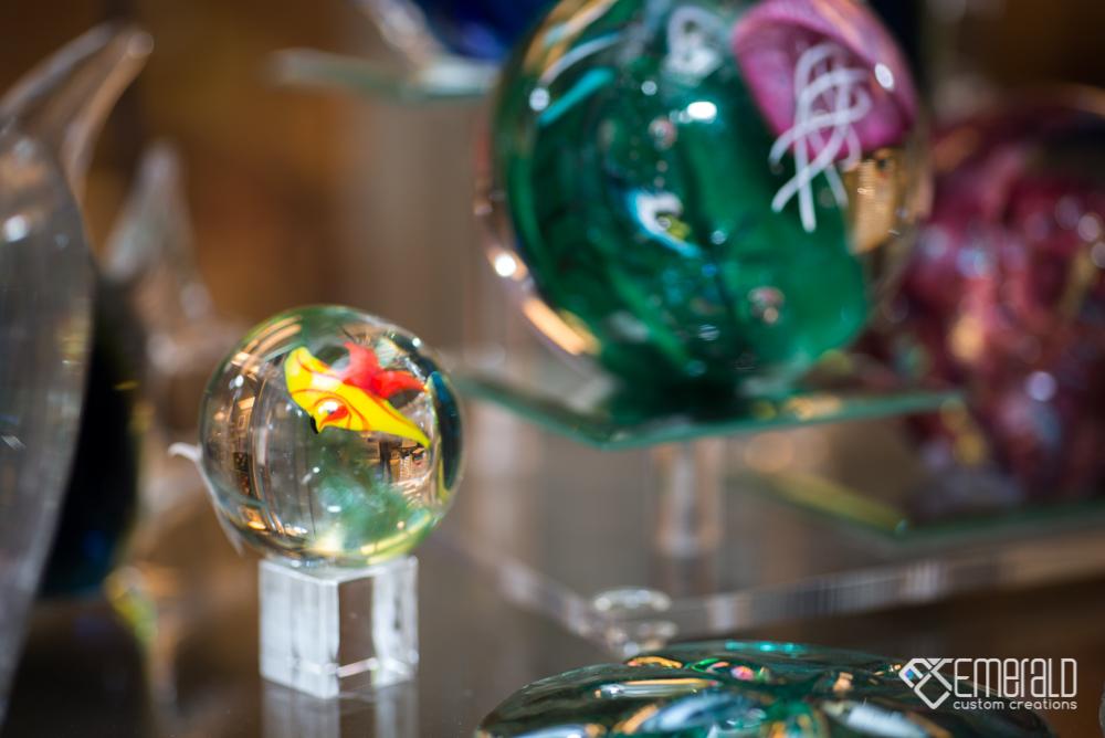 Glas balls