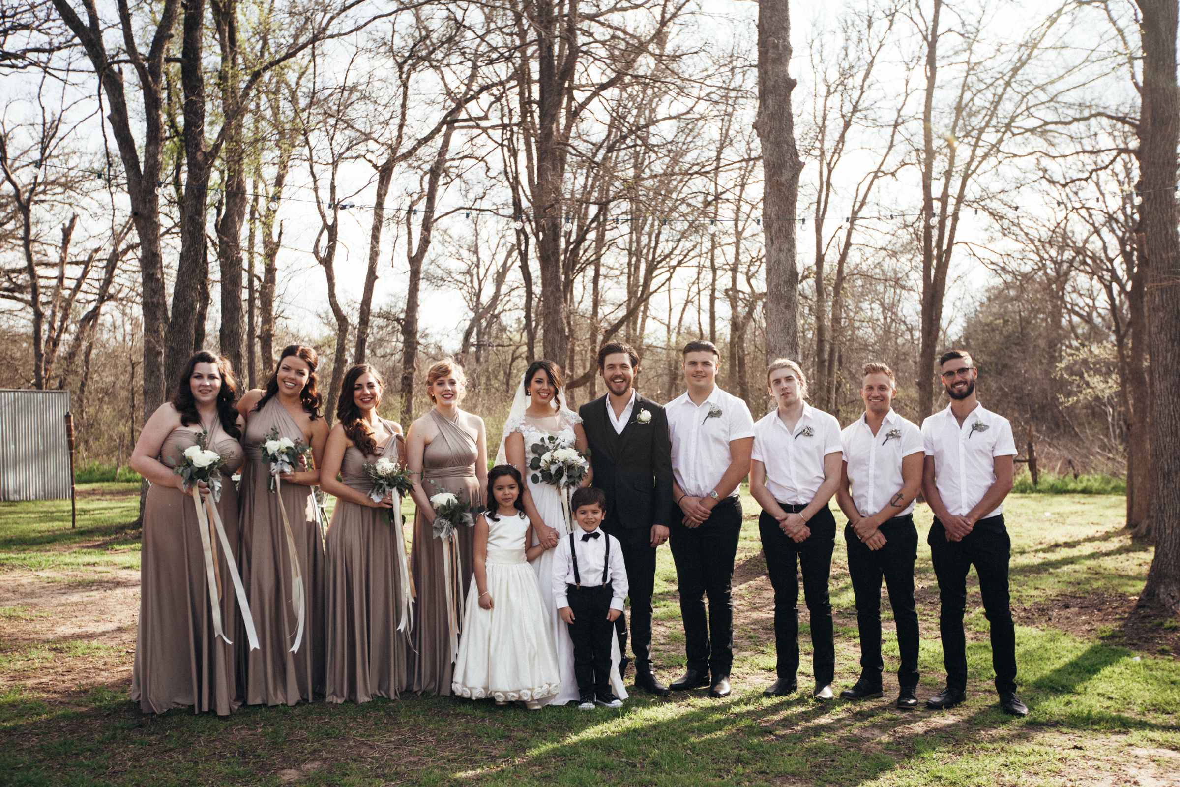 The Day We Wed | All the Delights