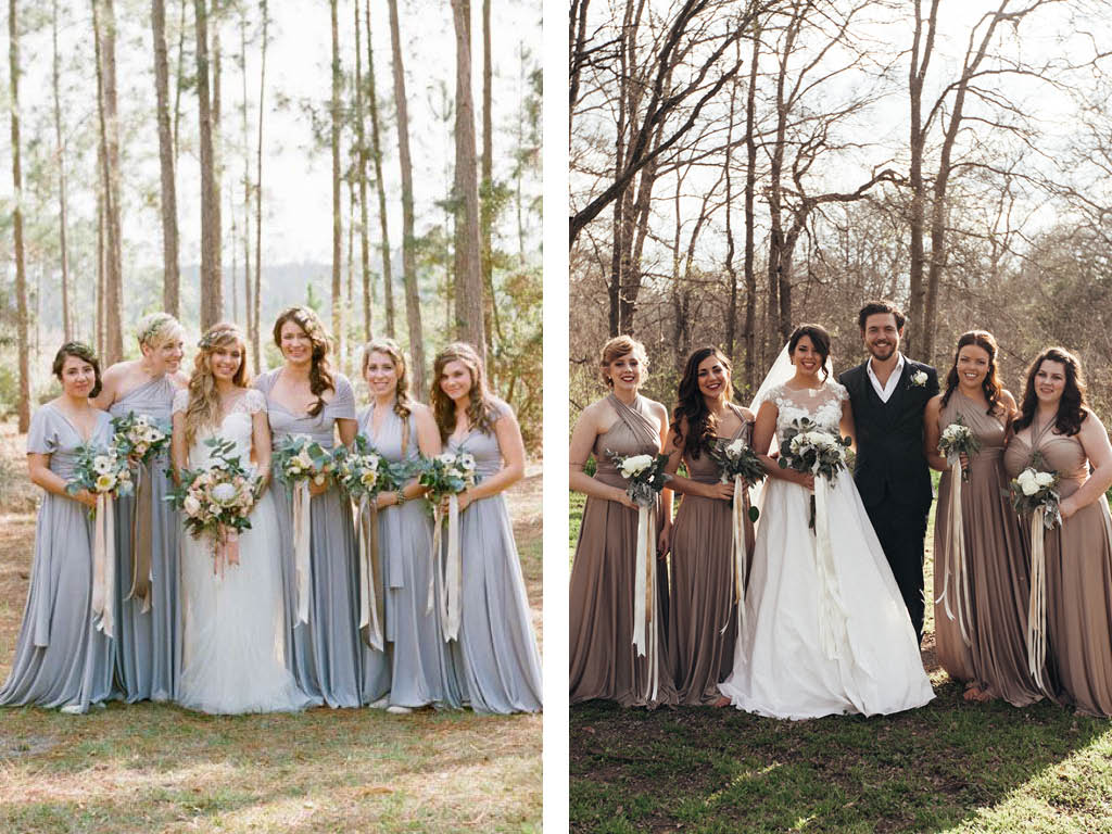 Dresses in the woods inspiration - can you tell?