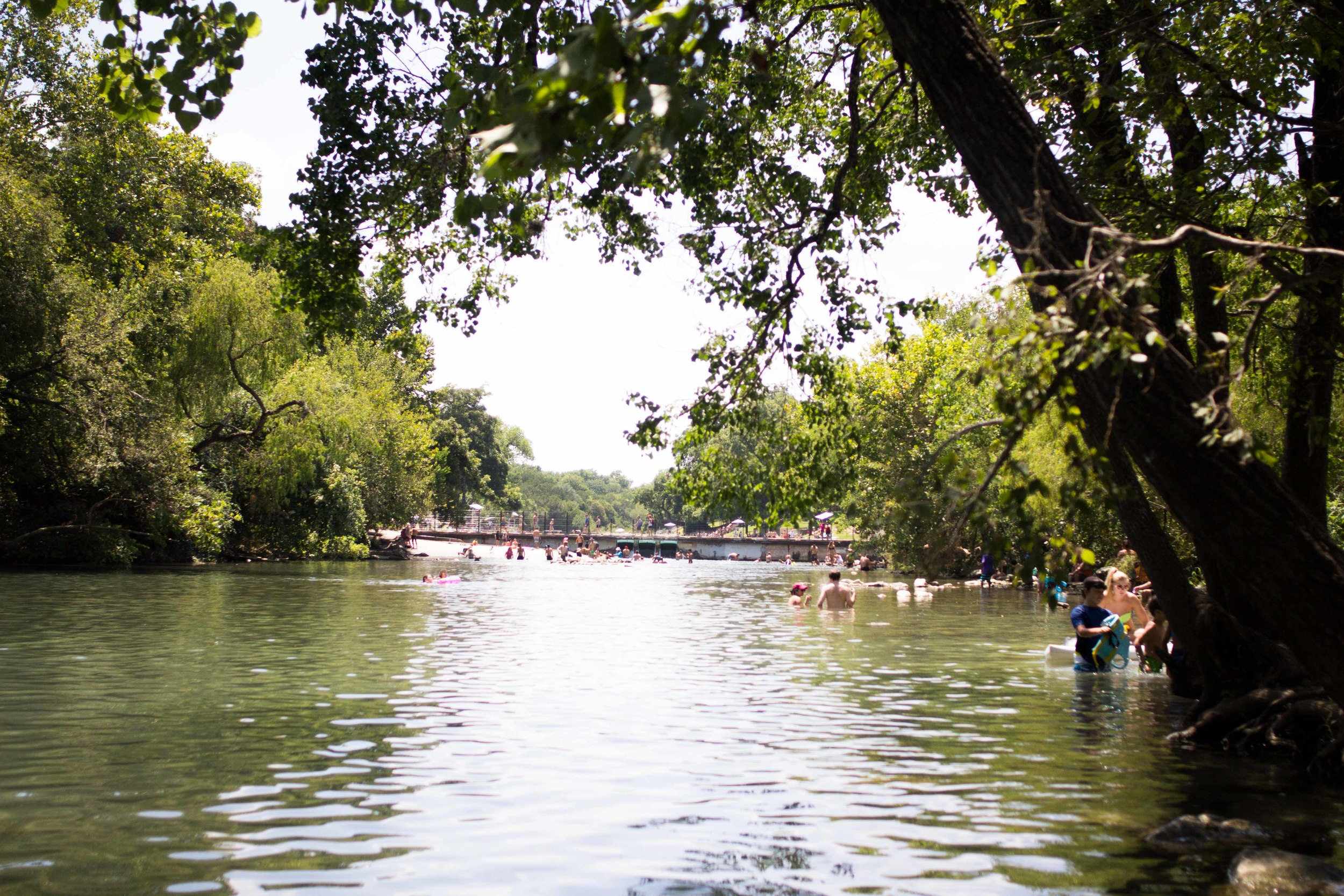 Our Austin Staycation via All the Delights