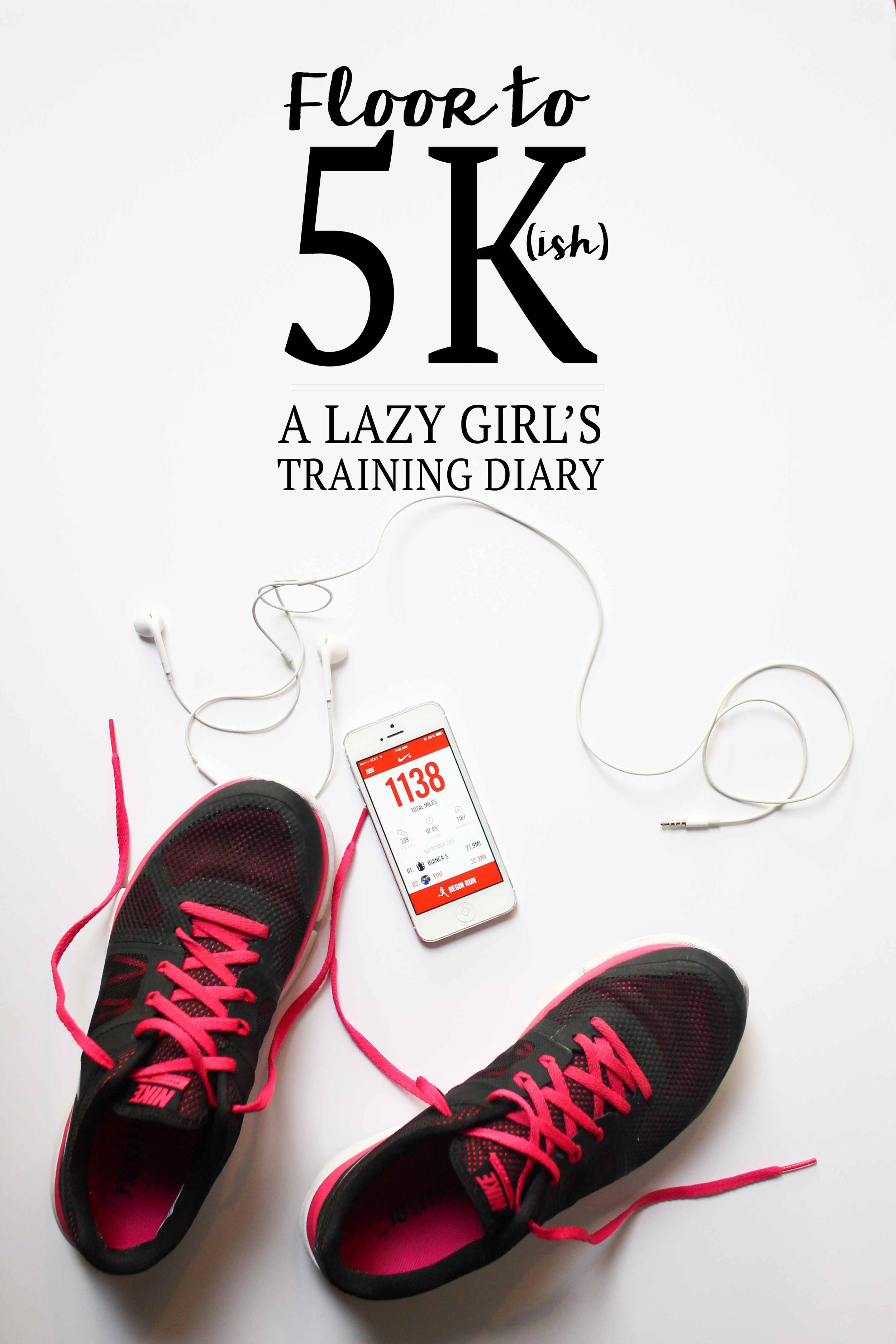 Floor to 5K: Training in One Week