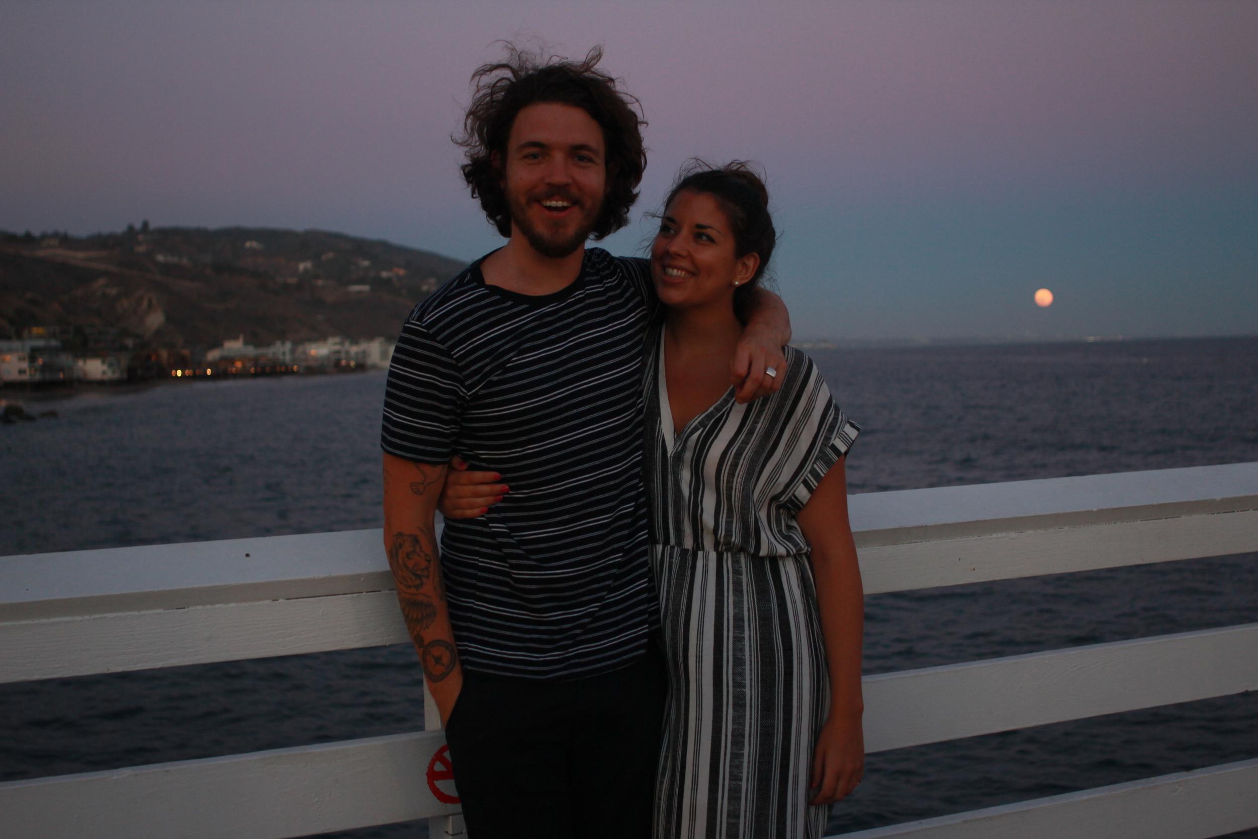 Matty & Britt - California