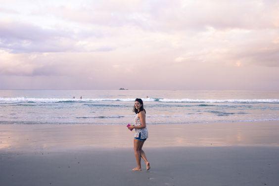 Britt in Byron Bay via allthedelights.com