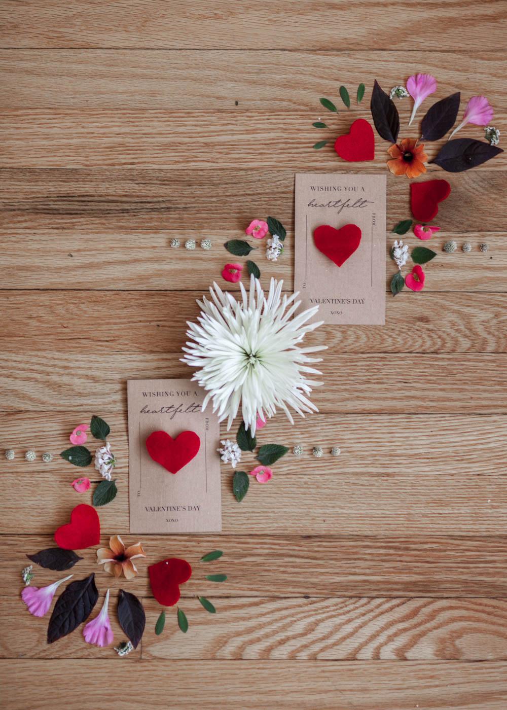 Flower Mandala Valentine's Day