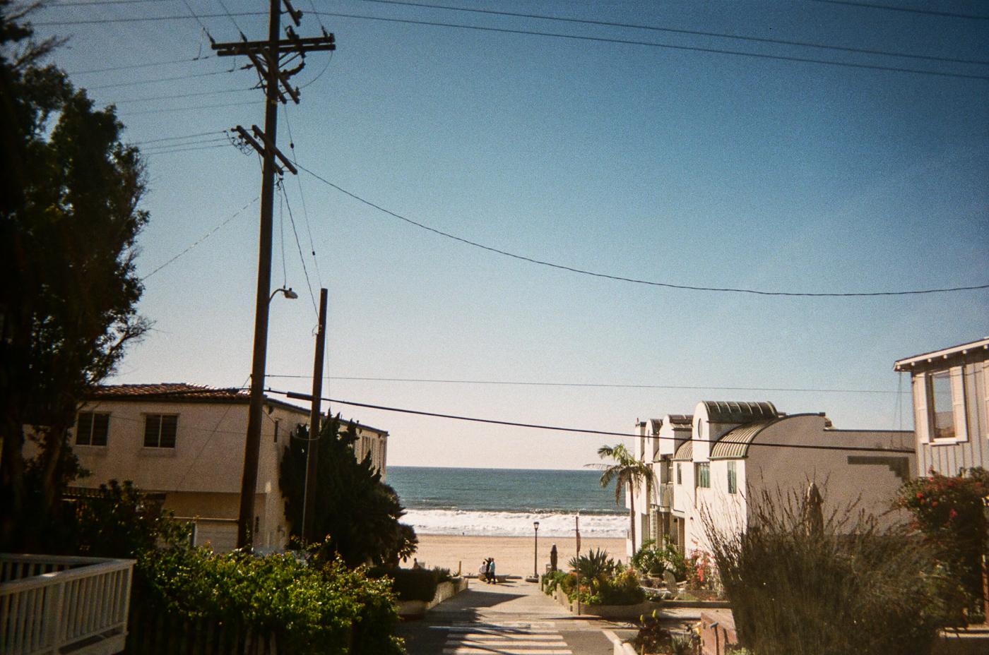 Manhattan Beach on Film