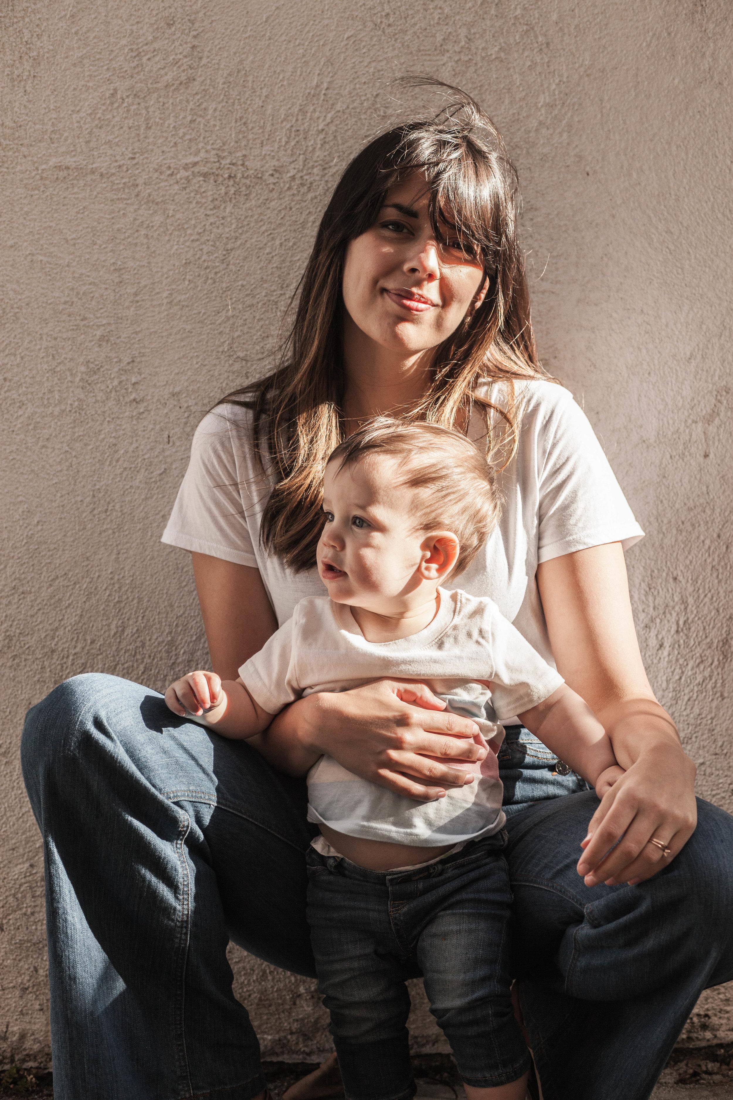 Britt + Avery 9 months