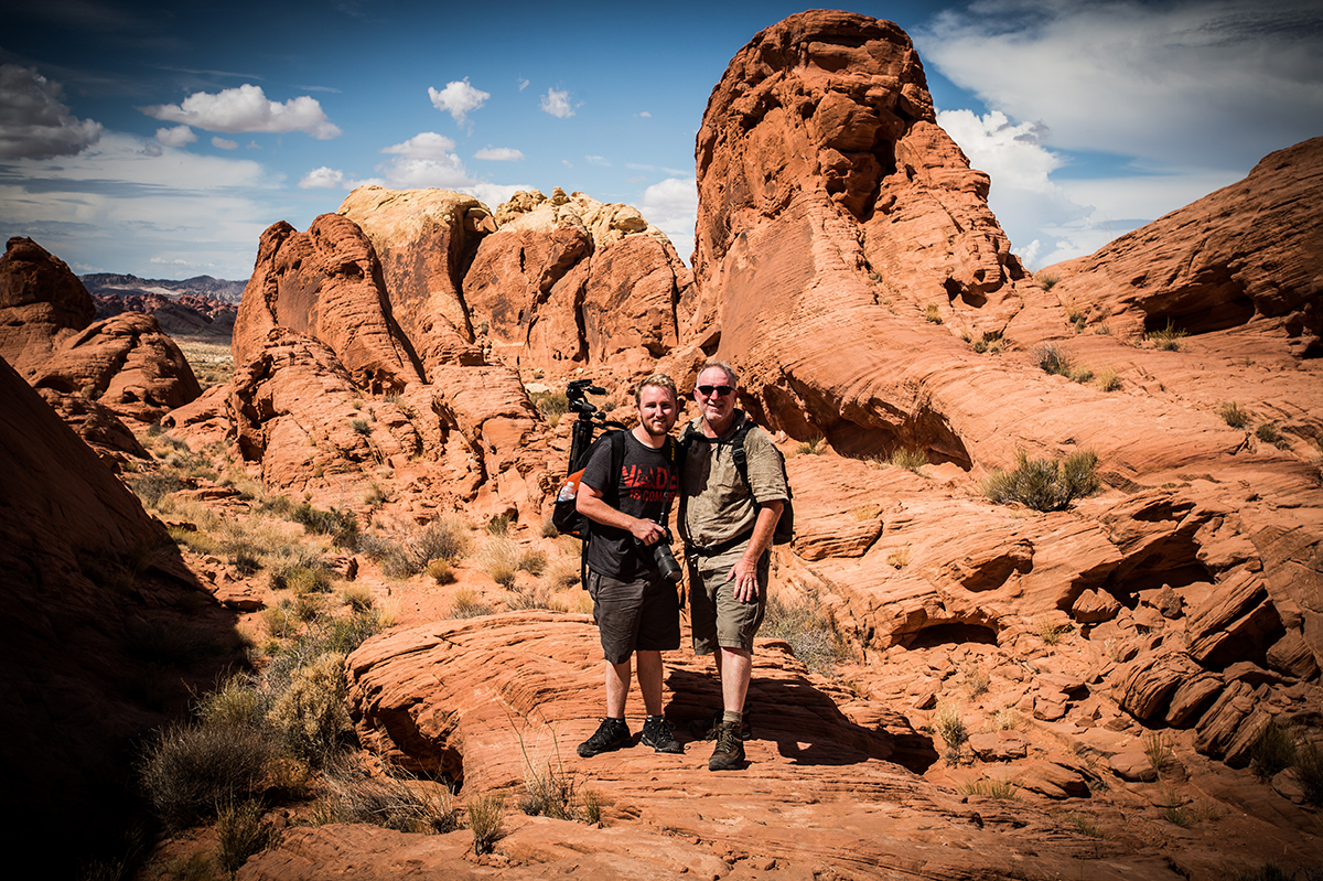 Dad and I - Valley of Fire.jpg