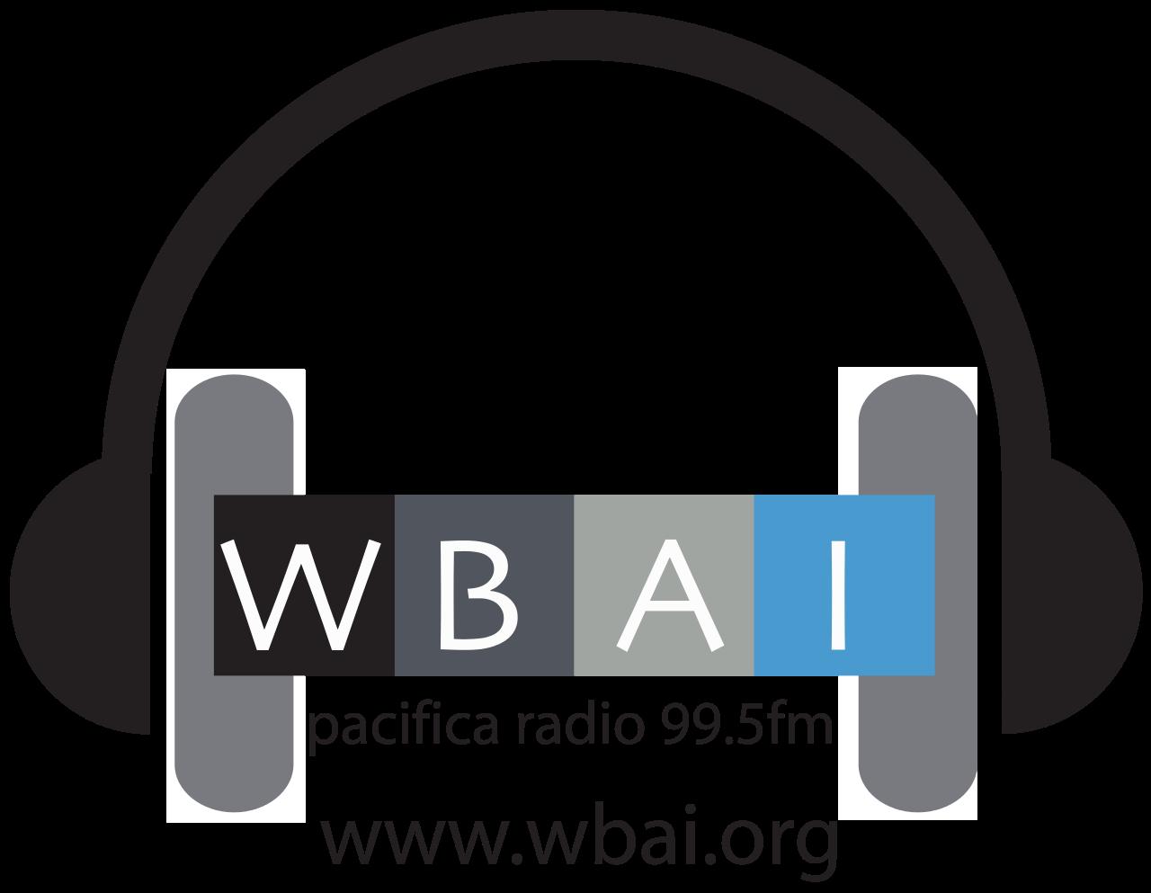 WBAI 99.5 PACIFICA RADIO,