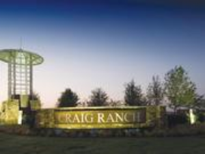 Craig Ranch in McKinney, Texas. Photo Credit: OurCountryHomes.com