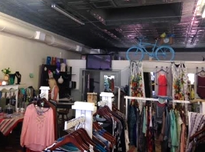 Rhema Boutique is a well-appointed store for the well-appointed woman. Photo credit: Steve Howen.