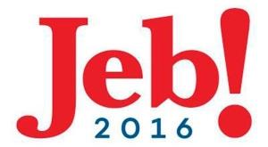 The logo. Image Credit: Jeb Bush 206.