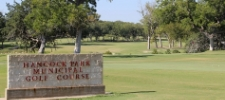 The Hancock Park Golf Course is one of Texas' top Municipal Tracks. Photo Credit: City of Lampasas.
