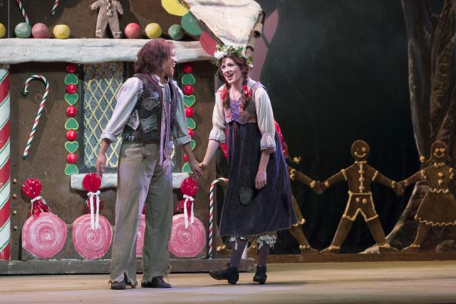 Gretel,  Hansel & Gretel  | Lamont School of Music, 2013
