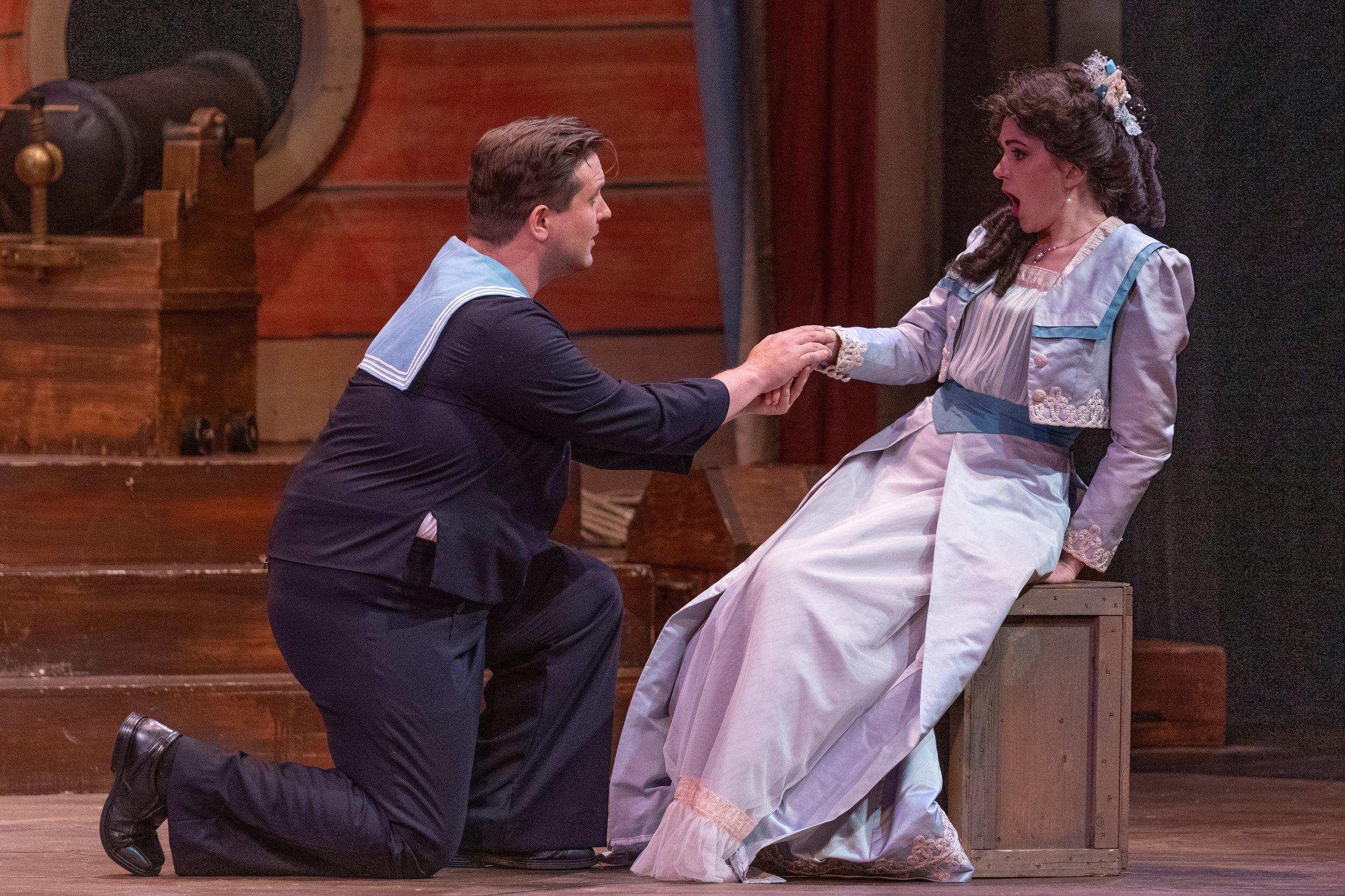 Josephine,  HMS Pinafore  | Lamplighters Music Theatre, 2019