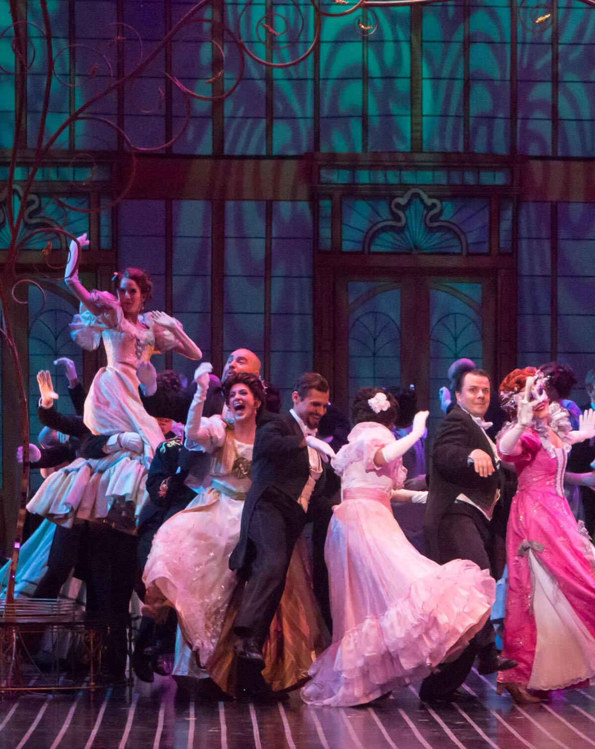 Ida,  Die Fledermaus  | Opera San Jose, 2019