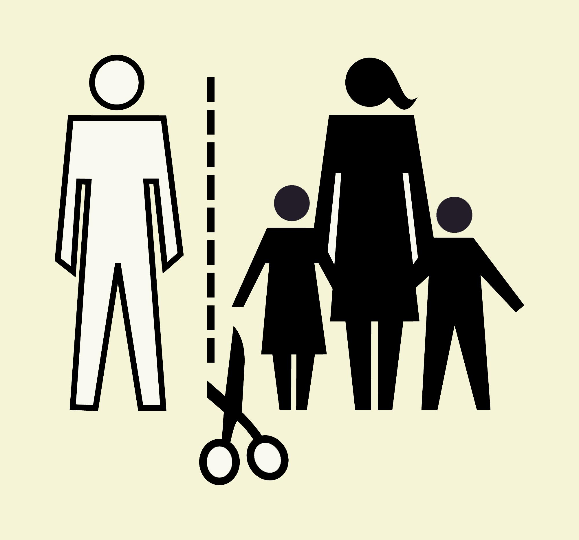Wat gebeurt er met mijn auteursrechten en exploitatierechten na een echtscheiding?