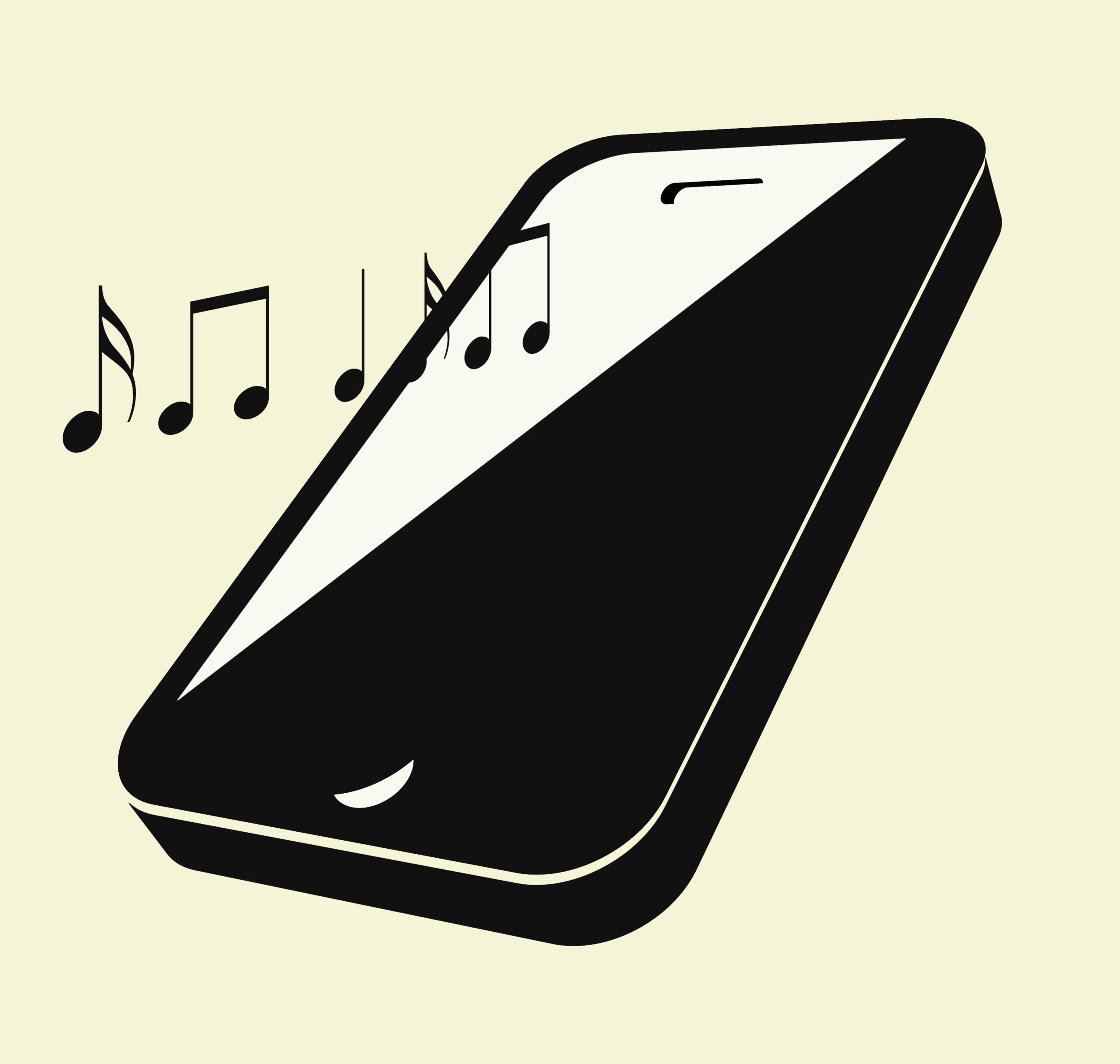 Auteursrechten op de muziekapp of videoapp: makerschap