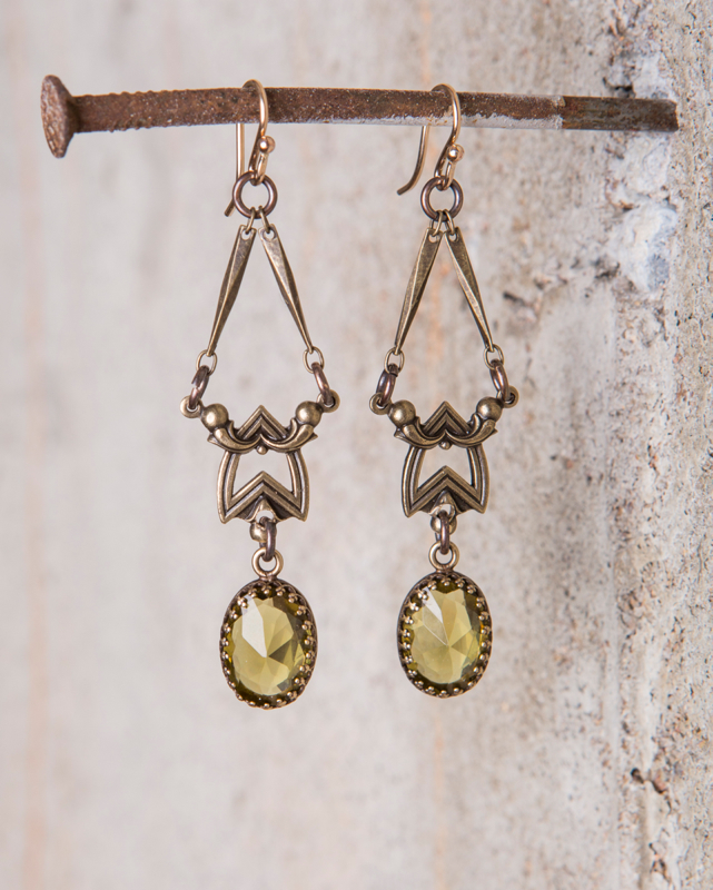 Olivine Swarovski Crystal Earrings_e-1506.jpg