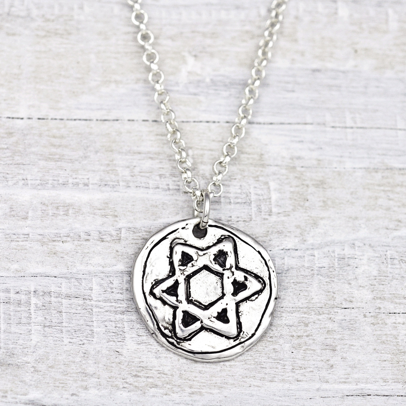 FIND STRENGTH' NECKLACE  $56