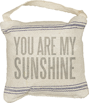 YOU ARE MY SUNSHINE MINI PILLOW  $7