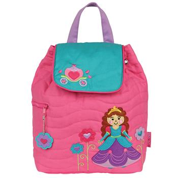 PRINCESS QUILTED BACKPACK $25